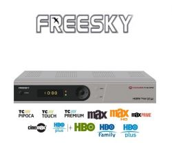 RECEPTOR FREESKY VOYAGER HD A CABO GPRS