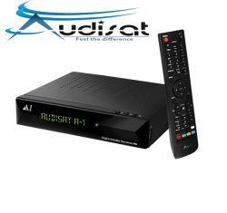 RECEPTOR AUDISAT A1 ACM WIFI H265 IPTV