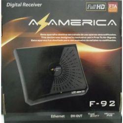 RECEPTOR AZAMERICA F92 A CABO CS HDMI