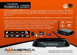 RECEPTOR AZAMERICA S2005 3D ACM IPTV