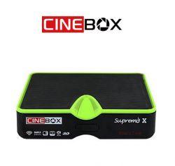 RECEPTOR CINEBOX SUPREMO X 3D ON DEMAND IPTV HDMI