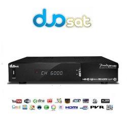 RECEPTOR DUOSAT PRODIGY MULTIMIDIA 3D WIFI HDMI