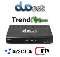 RECEPTOR DUOSAT TREND MAXX IKS SKS HD IPTV
