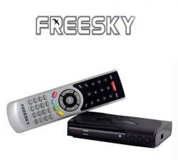 Receptor Freesky Duo Max Cine Sky WiFi Vod