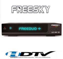 Receptor Freesky FreeDuo+ HD