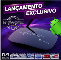 RECEPTOR NAZABOX GOLD CABO ANDROID NETFLIX FACEBOOK