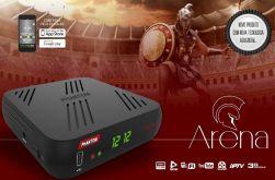 RECEPTOR PHANTOM ARENA HD IPTV 3G YOUTUBE ACM