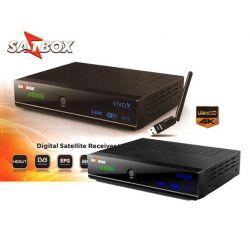 RECEPTOR SATBOX VIVO X WIFI 4K