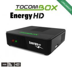RECEPTOR TOCOMBOX ENERGY IPTV WIFI HD