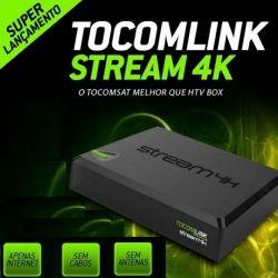 RECEPTOR TOCOMLINK STREAM 4K IPTV ULTRA HD