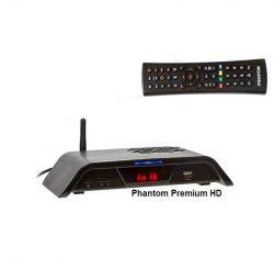 RECEPTOR PHANTOM PREMIUM HD 3D