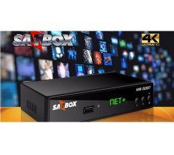 RECEPTOR SATBOX H98 ISDB-T WI-FI/USB/HDMI BIVOLT