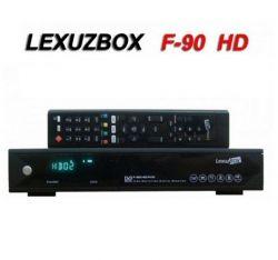 Receptor Azamerica Lexuzbox F90 HD Para Cabo Net