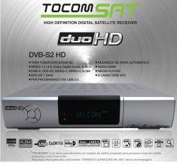 Receptor FTA Tocomsat Duo + HD