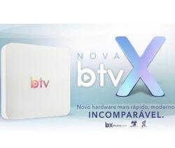 RECEPTOR BTV BX10 16GB ANDROID SEM ANTENAS