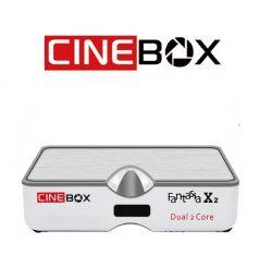 Receptor Cinebox Fantasia X2 Acm 3D Usb Hdmi