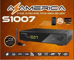 RECEPTOR AZAMERICA S1007 3D VOD IPTV IKS SKS