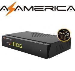RECEPTOR AZAMERICA S1006 FTA IPTV IKS SKS