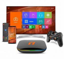 RECEPTOR AZAMERICA I7 4K IPTV WIFI GAME BOX