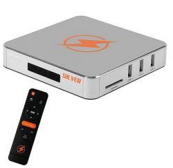 Receptor Azamerica Silver Iptv Ultra HD - Sem Antenas