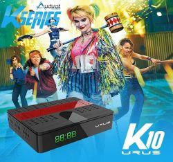 Audisat Urus K10 Full HD WiFi ACM