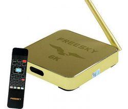 Freesky 6K Iptv WiFi Sem Antenas